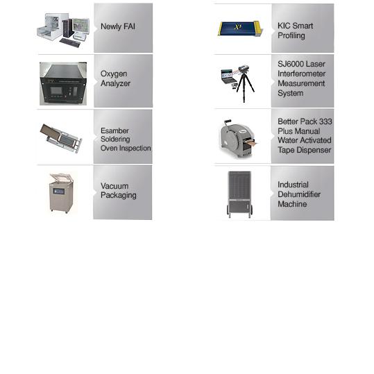 SMT Equipment & Parts